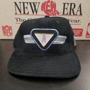 1990s Houston Oilers Snapback Hat
